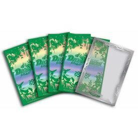 デュエル・マスターズ カードプロテクト 自然文明!! 42枚+透明プロテクト13枚入り 【新品】【スリーブ】【2019年4月20日発売】