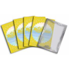 デュエル・マスターズ カードプロテクト 光文明!! 42枚+透明プロテクト13枚入り 【新品】【スリーブ】【2019年4月20日発売】
