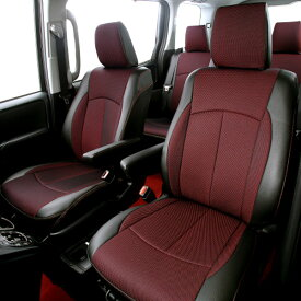 クラッツィオ・クロス オッティシートカバー 日産 H92W/H91W メッシュ生地クロス織り CLAZZIO X シートカバーオッティ 車シートカバー 軽自動車