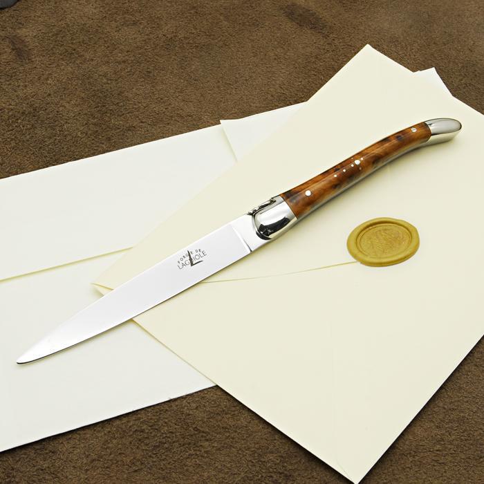 《新品》 LAGUIOLE ライヨール ペーパーナイフ このてがしわ 【送料無料】【ラッピング無料】【正規品】【smtb-f】