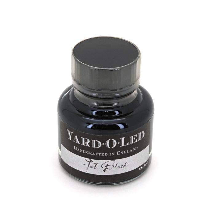 【ポイント5倍】【万年筆 インク】 YARD・O・LED ヤード・オ・レッド ボトルインク ブラック 28.4ml 【正規品】