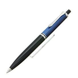 【送料無料】 Pelikan ペリカン ボールペン スーベレーン K405 ブルー縞 【正規品】【smtb-f】