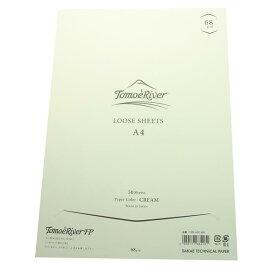 《新品》 SAKAE サカエテクニカルペーパー ルーズシート トモエリバーFP A4 68g/m2 クリーム 【ラッピング無料】【正規品】