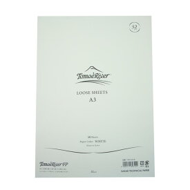 《新品》 SAKAE サカエテクニカルペーパー ルーズシート トモエリバーFP A3 52g/m2 ホワイト 【ラッピング無料】【正規品】