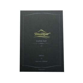 《新品》 SAKAE サカエテクニカルペーパー ペーパーパッド トモエリバーFP A5 クリーム 【ラッピング無料】【正規品】