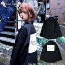【Plume Calin】アシンメトリー バックプリント ビッグシャツユニセックス 小畑優奈 プリュムカラン