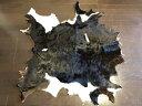 【カウラグ】カウラグ ハラコ 毛皮 敷物 インテリアラグ インテリア ラグマット 北欧 ラグ マット レザー インテリアマット 玄関 リビ…