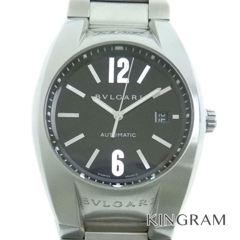 ブルガリ BVLGARI エルゴン EG40S 自動巻き メンズ 腕時計 mo【中古】
