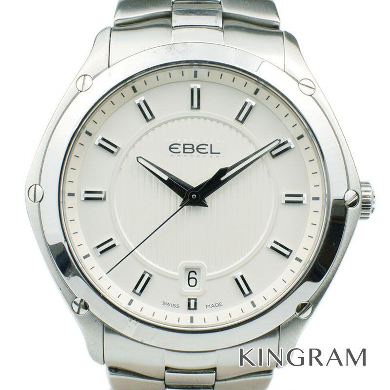 エベル EBEL Ref.9955Q41 クラシックスポーツ クォーツ メンズ 腕時計 mi 【中古】