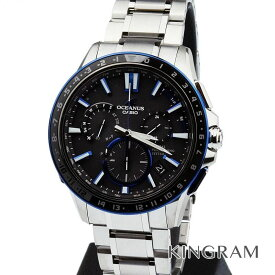 b151204a96 中古 カシオ CASIO OCW-G1200-AJF オシアナス GPSハイブリッド電波 ソーラークォーツ メンズ 腕時計 rke【中古】