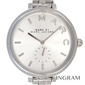 マークバイマークジェイコブス MARC BY MARC JACOBS MJ9722 サリー アウトレット 替えベルト付き クォーツ レディース 腕時計 nm【中古】
