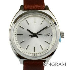 エドウィン EDWIN Ref.EW1L018L0014 EMOTION クォーツ レディース 腕時計 ec 【中古】