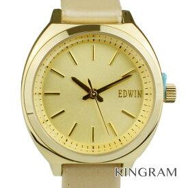 エドウィン EDWIN Ref.EW1L018L0044 EMOTION クォーツ レディース 腕時計 ec 【中古】