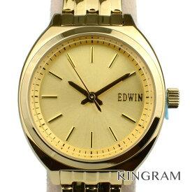 エドウィン EDWIN Ref.EW1L018M0074 EMOTION クォーツ レディース 腕時計 ec 【中古】