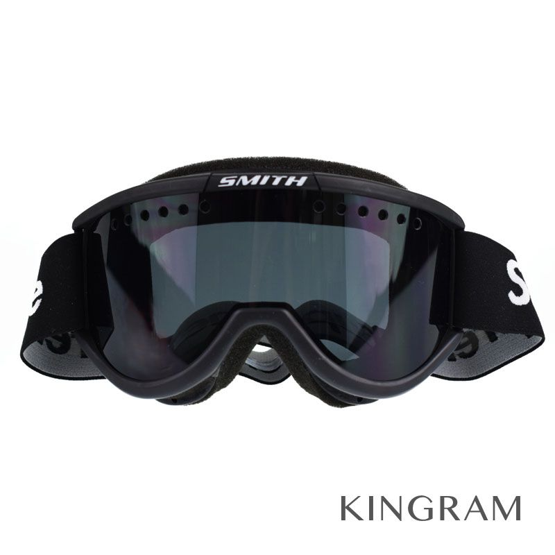シュプリーム Supreme 2015AW Smith Cariboo OTG Ski Goggle BLACK 黒 サングラス rtk 【中古】