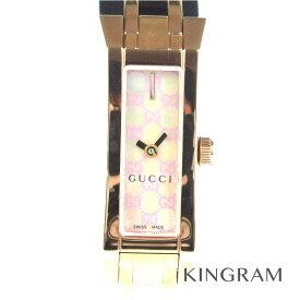 2f98cefd5ea7 グッチ GUCCI Gリンク Ref.110 YA-110521 レディース 腕時計 ec 【中古】