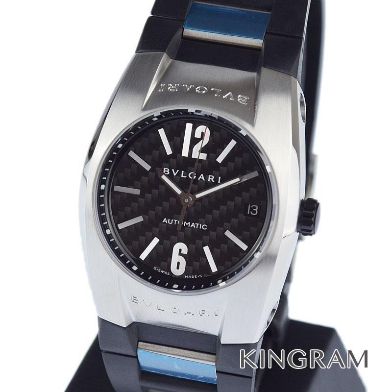 ブルガリ BVLGARI Ref.EG35S エルゴン ボーイズ 自動巻き メンズ 腕時計 fhh 【中古】
