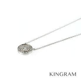 ピアジェ PIAGET ポセション ネックレス K18WG 750 ダイヤモンド mi 【中古】