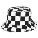 7ユニオン バケットハット リバーシブル ハット 帽子 日本製 7UNION Checker Reversible Hat IPVW-502 CHECKER × BLACK チェッカー ブ…