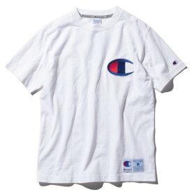 チャンピオン Tシャツ メンズ CHAMPION アクションスタイル 19SS ホワイト S-XL C3-F362