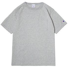 チャンピオン Tシャツ メンズ CHAMPION T1011 ポケット付き US Tシャツ 19SS MADE IN USA オックスフォードグレー S-XL C5-B303