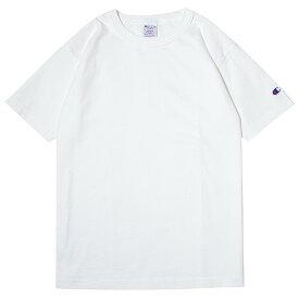 チャンピオン Tシャツ メンズ CHAMPION T1011 US Tシャツ 19SS MADE IN USA ホワイト S-XL C5-P301