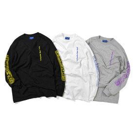 ラファイエット Tシャツ メンズ レディース LAFAYETTE Graffiti Subway L/S Tee 長袖 ロンT ロンティー ティーシャツ ストリート ブランド ロゴ ニューヨーク 地下鉄 送料無料 全3色 S-XXL LA190108