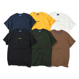 【即日発送】ラファイエット Tシャツ メンズ レディース ニューヨーク ストリート トップス 半袖 ブランド ロゴ ロゴTシャツ 刺繍 LAFAYETTE Small Logo Tee 6色展開 S-XXL LA190103