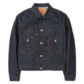 リーバイス ジージャン セカンド メンズ 送料無料 LEVI'S VINTAGE CLOTHING 1953モデル TYPE2 トラッカージャケット 14.2oz levis ビンテージクロージング インディゴ リジッド 705070062