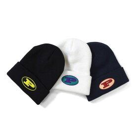 プリビレッジ ニットキャップ メンズ レディース ユニセックス 送料無料 PRIVILEGE Oval Logo Long Beanie ニット帽 ビーニー ストリート ブランド 全3色 ワンサイズ PV19AW29