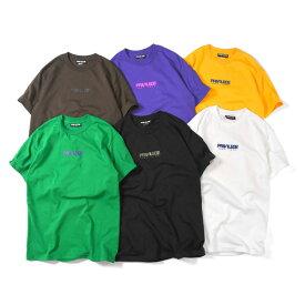 プリビレッジ 半袖 Tシャツ メンズ レディース ユニセックス 送料無料 PRIVILEGE Small New York Core Logo Tee ストリート アメカジ ブランド 半そで ティーシャツ 男女兼用 全6色 S-XXL PV19AW04