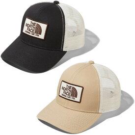 ノースフェイス キャップ メンズ 送料無料 THE NORTH FACE トラッカーメッシュキャップ Trucker Mesh Cap northface ノースフェイスキャップ ユニセックス 帽子 全2色 ワンサイズ NN02043