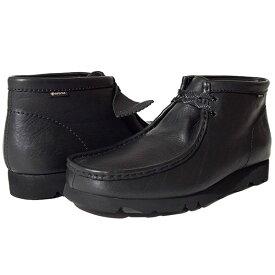 クラークス ワラビー CLARKS ORIGINALS WALLLABEE BOOT GORE-TEX clarks クラークスオリジナルス ブーツ ゴアテックス おしゃれ プレゼント ブラックレザー 26.0cm-28.5cm 26146260