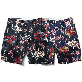 APPLEBUM アップルバム ショートパンツ applebum ISLAND FLOWER SHORT PANTS ショーツ パンツ 花柄 おしゃれ プレゼント 全2色 M-XL 2010802