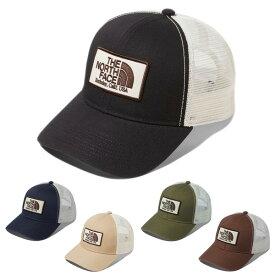 ノースフェイス キャップ 送料無料 THE NORTH FACE トラッカーメッシュキャップ Trucker Mesh Cap northface ノースフェイスキャップ ユニセックス 帽子 アウトドア キャンプ 登山 スポーツ おしゃれ プレゼント 全5色 ワンサイズ NN02043