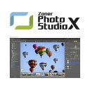 Zoner Photo Studio X 1年版 送料無料