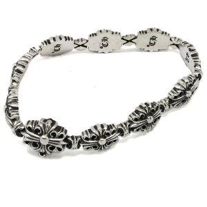 CHROME HEARTS(クロムハーツ)キーパーリンクタイニーブレスレット Keeper Link Tiny Bracelet l chromehearts 正規品 送料無料 誕生日 プレゼント ギフト レディース メンズ アクセサリー シルバー 925 クロ