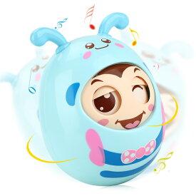 【全国送料無料】おきあがりこぼし おきあがり おもちゃ 歯がため 起き上がりこぼし 目が動く ゆらゆらおきあがりこぼし 揺れる 寝かしつけ かわいい ガラガラ グッズ キャラクター 子ども 男の子 女の子 キッズ 出産祝い 知育玩具保育園 幼稚園 誕生日