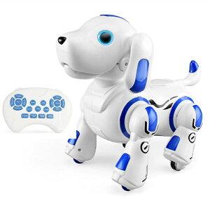 最新版ロボット犬 ロボット犬のおもちゃ 子供のおもちゃ 電子ペット 子供ロボット 親子のおもちゃ 犬 動く おもちゃ 男の子 女の子 誕生日プレゼント スマートドッグトーキング おもちゃ (