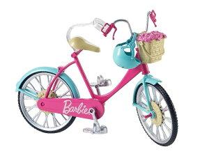 バービー 自転車 [Barbie Bicycle /DVX55 /MATTEL社/ドール付属せず/ハウス,家具]