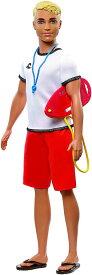 バービー ライフガードドール ケン [Barbie Careers Ken Lifeguard Doll /MATTEL/FXP04 /人形]