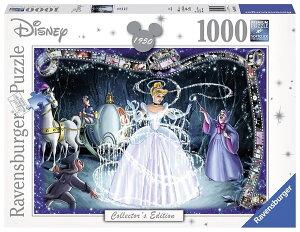 ディズニー ジグソーパズル 1000ピース シンデレラ (Disney/Cinderella/Ravensburger Puzzle/19678)