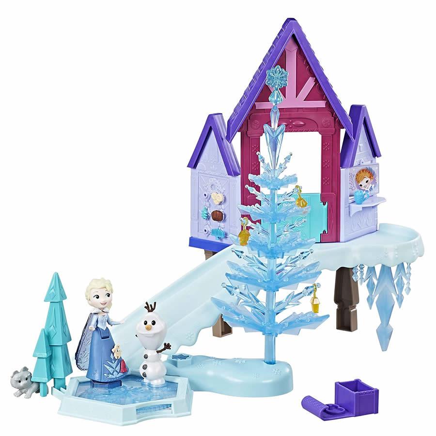 ディズニープリンセス アレンデール クリスマスのお祝い (アナと雪の女王/Disney Frozen Arendelle's Festive Celebration/Hasbro/C1919)