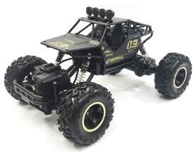 オフロードラジコン 充電式4WD オフロードロッカー 1/16 RC (オフローダー/USB充電/フルファンクション)