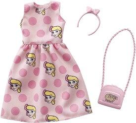 バービー ファッションパック トイストーリー4 ワンピース (Barbie Complete Looks Toy Story Fashion / MATTEL/GGB63/ 服 かばん アクセサリー)