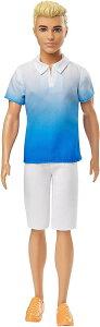 【訳あり】バービー ファッショニスタ ケンドール (ブルーシャツ)[Barbie Fashionistas Doll #129 Ken /GDV12 /MATTEL/人形]