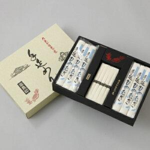 金魚印 渡辺製麺 素麺15/冷麦12 冷や麦 そうめん 詰め合わせ