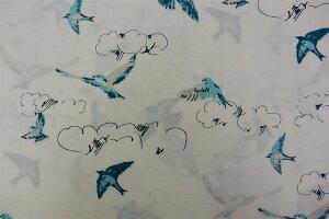 アートギャラリーファブリックス《雲を飛び交う鳥》1