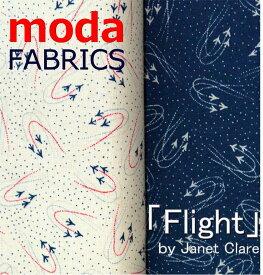 【ポイント10倍】生地 モダUSAファブリック《Flight フライト》【50cm単位販売】【メール便は3mまで可】【モダ/moda fabrics/布/布地】【飛行機/USAコットン/キルト】(MA23)