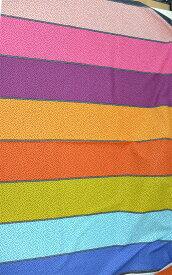 【ポイント10倍】生地 モダUSAファブリック《Lollies 8カラー&ドット柄≫【50cm単位販売】【メール便は3mまで可】【モダ/moda fabrics/布/布地/USAコットン/ピンドット】(MA23)